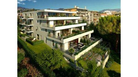 Appartement neuf Ce-16 Nice éco-habitat à Nice