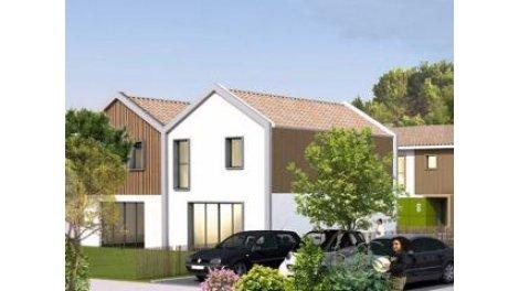 Appartement neuf Ladjb Saint-Aubin-de-Medoc éco-habitat à Saint-Aubin-de-Medoc