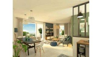 Appartements neufs N-80 Boucau éco-habitat à Boucau