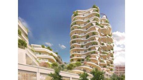 Appartement neuf Hr-2 Montpellier éco-habitat à Montpellier