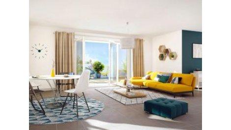 Appartement neuf Pg-8 Saint-Fons investissement loi Pinel à Saint-Fons