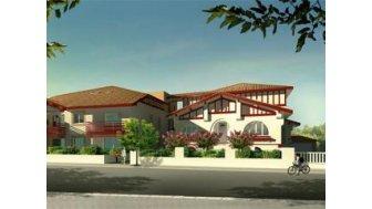 Appartements neufs A-209 Soustons éco-habitat à Soustons