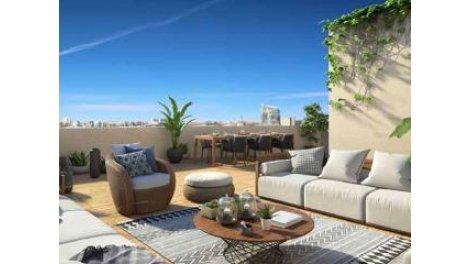 Appartement neuf I-92 Bordeaux éco-habitat à Bordeaux