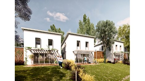 Appartements neufs Z-4 Bayonne éco-habitat à Bayonne