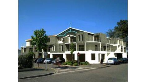 Appartement neuf Vf-14 Biscarrosse éco-habitat à Biscarrosse