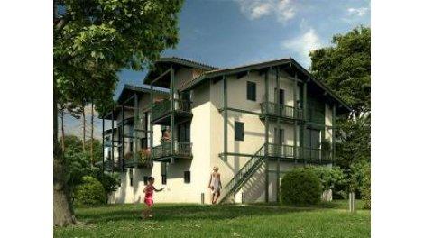 Appartement neuf Rdl-5 Soorts Hossegor éco-habitat à Hossegor