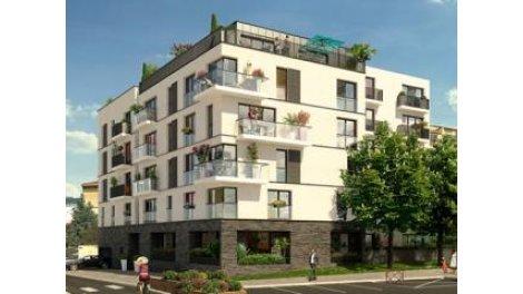 Appartement neuf 2hb Fresnes éco-habitat à Fresnes