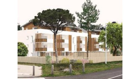 Appartement neuf Ra-53 Biscarrosse éco-habitat à Biscarrosse
