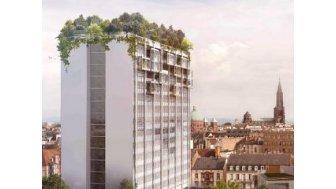 Appartements neufs Cp-69 Strasbourg éco-habitat à Strasbourg