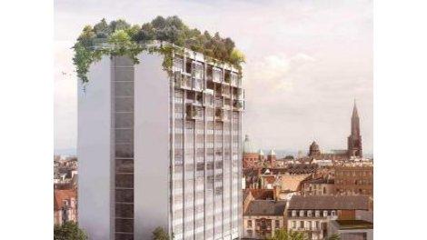 Appartements neufs Cp-69 Strasbourg investissement loi Pinel à Strasbourg