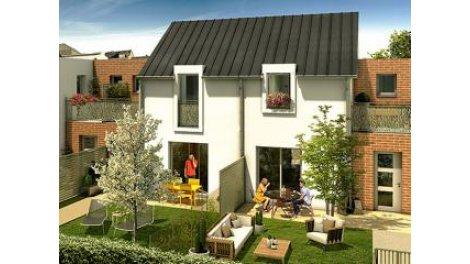 Appartements neufs Lf-45 Tours investissement loi Pinel à Tours