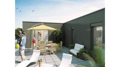 Appartements neufs CR2 Bischheim investissement loi Pinel à Bischheim