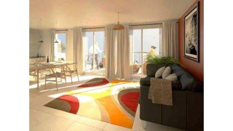 Appartement neuf Vb-36 Saint-Jean-de-Luz éco-habitat à Saint-Jean-de-Luz
