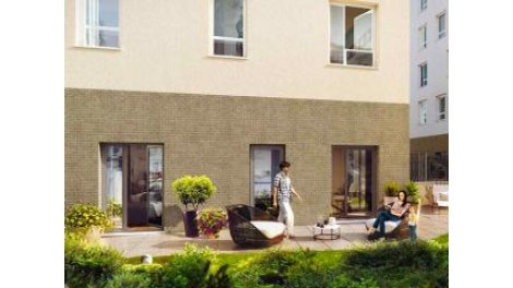 Appartement neuf Tb-10 Bagnolet éco-habitat à Bagnolet