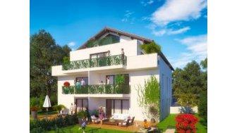 Appartements neufs Le-100 Bayonne éco-habitat à Bayonne