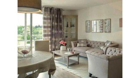 Appartement neuf Cn-24 Saint-Herblain investissement loi Pinel à Saint-Herblain