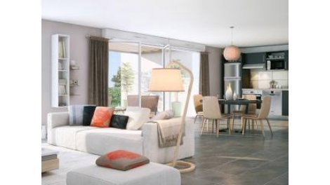 Appartement neuf Vvv Toulouse investissement loi Pinel à Toulouse