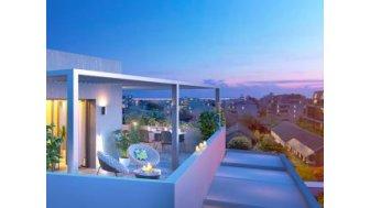Appartements neufs Le-101 Montpellier éco-habitat à Montpellier