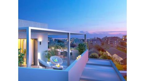 Appartement neuf Le-101 Montpellier investissement loi Pinel à Montpellier