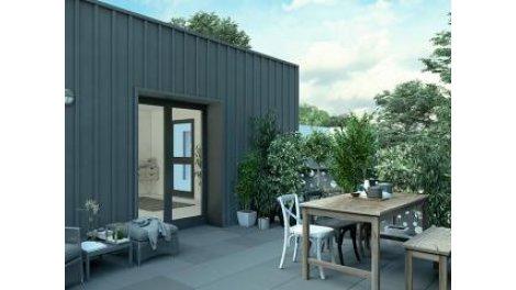 Appartement neuf Rh-14 Villenave-d'Ornon éco-habitat à Villenave-d'Ornon
