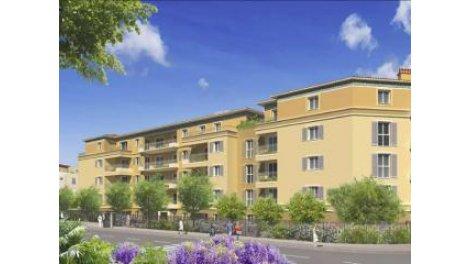 logement neuf à Saint-Laurent-du-Var