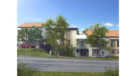 Appartement neuf Lbde-2 Saint-Vincent-de-Tyrosse éco-habitat à Saint-Vincent-de-Tyrosse