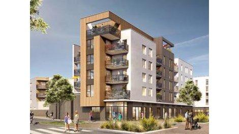 Appartement neuf DKT2 l'Isle-d'Abeau investissement loi Pinel à L'Isle-d'Abeau