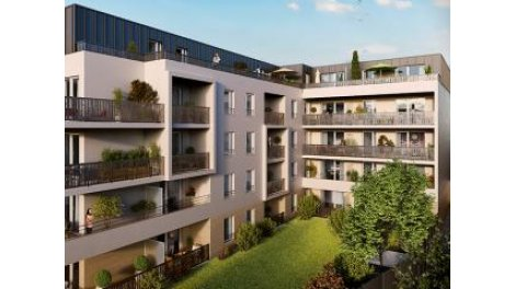 Appartement neuf V-76 Joue les Tours à Joué-les-Tours