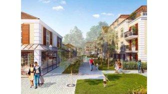 Appartements neufs Ladm-9 Montevrain investissement loi Pinel à Montévrain
