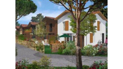 Lsevlt le teich le teich programme immobilier neuf for Achat maison arcachon