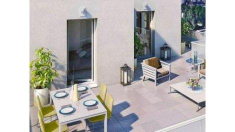 Appartement neuf L321sq Amiens éco-habitat à Amiens