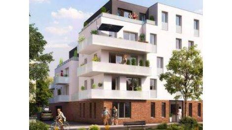 appartement neuf à Amiens