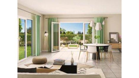 Appartement neuf Ldde-7 Pont-Eveque éco-habitat à Pont-Évêque