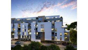 Appartements neufs Pa-15 Montpellier éco-habitat à Montpellier