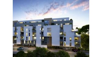 Appartements neufs Pa-15 Montpellier investissement loi Pinel à Montpellier