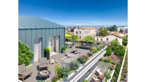 Appartement neuf A-217 Montpellier éco-habitat à Montpellier