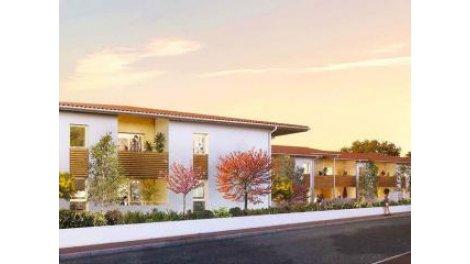 Appartement neuf I-96 Villenave-d'Ornon éco-habitat à Villenave-d'Ornon