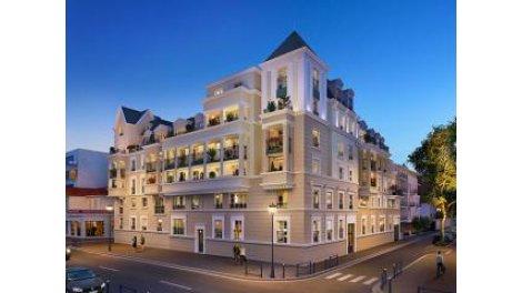Appartement neuf Vdf-3 le-Blanc-Mesnil à Le Blanc Mesnil