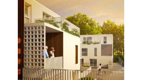 Appartement neuf Lp-128 Pessac éco-habitat à Pessac