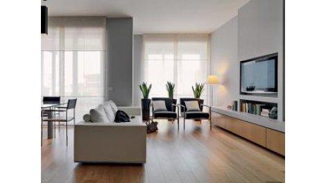 Appartement neuf Rm-31 Antibes investissement loi Pinel à Antibes