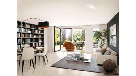 Appartement neuf Rlc-20 Montpellier éco-habitat à Montpellier
