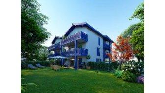 Appartements neufs Lca-9 Biarritz éco-habitat à Biarritz