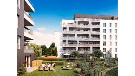 Appartement neuf Lp-126 Lingolsheim investissement loi Pinel à Lingolsheim