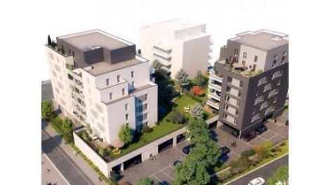 logement neuf à Lingolsheim