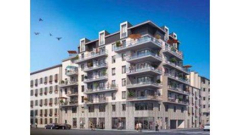 Appartements neufs C-168 Nice investissement loi Pinel à Nice