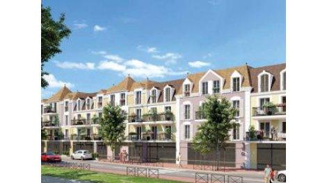 Appartement neuf P-114 Villiers-sur-Marne investissement loi Pinel à Villiers-sur-Marne