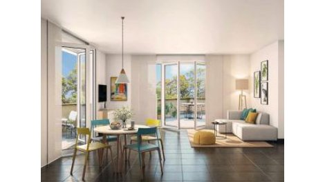 Appartement neuf Tv-10 Thonon-les-Bains à Thonon-les-Bains