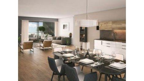 Appartement neuf Csc-5 Toulouse éco-habitat à Toulouse