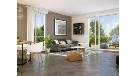 Appartement neuf Vf-15 Saint-Alban éco-habitat à Saint-Alban