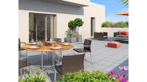 Appartement neuf Vd-13 Saint-Laurent-du-Var investissement loi Pinel à Saint-Laurent-du-Var